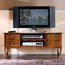 tv kommode mit nussbaum furniert barock look jetzt bestellen