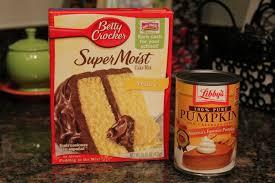 Libbys Pumpkin Muffins Cake Mix by Vanilla Pumpkin Muffins No Thanks To Cake