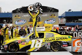 Logano Continues Strong Runs, Wins Fifth Nationwide Series Race ...