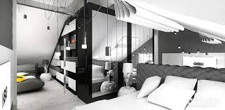 ideen für dein schlafzimmer in schwarz weiß homify