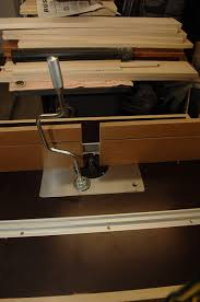 adjustable face router fence router forums
