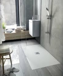 bodengleiche dusche 180x80 x3 cm lxb xh mineralguss extraflach serie essential ablauf zentral
