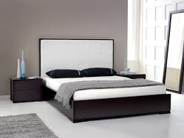 New Style Bedroom Design Brucall Double Designs Category With Post Charming Bed
