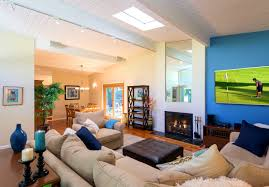 Rectangle Living Room Layout With Fireplace by Accessories Knockout Ideas About Living Dining Combo Concrete