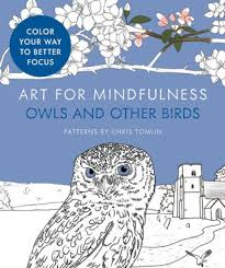 Art For Mindfulness Owls And Other Birds