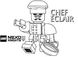 LEGO Nexo Knights Chef Eclair