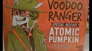 Harvest Moon Pumpkin Ale by Trying Atomic Pumpkin Beer Voodoo Ranger From New Belgium Youtube