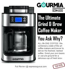 Grind And Brew Coffee Makers Walmart Melitta Mill Maker Parts