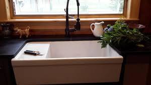 Whitehaus Farm Sink Drain by Whitehaus Collection Quatro Alcove Reversible Series Farmhaus