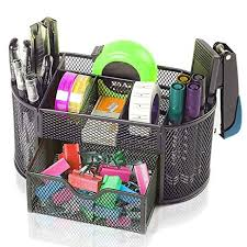 Space Saver Desk Organizer by Amazon Com Officemate Oval Supply Caddy Desk Organizer Elegant
