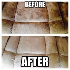 Bathtub Drain Clog Baking Soda Vinegar by Clean Your Dingy Microfiber Couch With Household Items 4 Parts