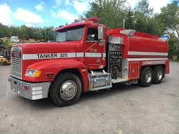 100 Freightliner Fire Trucks USED 1992 FREIGHTLINER FL120 TANKER FOR SALE 2154