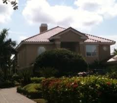 quality tile roof of