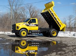 Ford Built A Real Life Tonka Dump Truck Based On The 2016 F-750 [w ... Garbage Truck Videos For Children Tonka Front Loading Toy Bruder And Birthday Party Crafts Bathroom Essentials For L Green Picking Stock Photos Images Alamy Toyota Hilux Behind The Wheel Amazoncom Mighty Motorized Tow Vehicle Toys Games Chuck Friends My Talking Updated Video Playskool E14206m Toddler Dump Trucks Coloring 15f Costume With Balls Check Out Ford F750 Tonka News Views Challenge Waca Western Australia Cricket