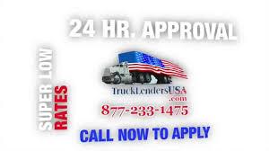 100 Truck Lenders Usa Garbage Financing USA 8772331475 YouTube