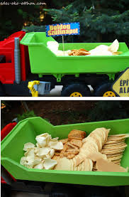 100 Snack Truck Bob The Builder Under Construction Party Big Toy Dumper Truck As