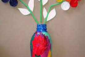 Most Great Craft Work Using Waste Materials Material Art West Crafts