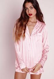 women u0027s satin short pajama set 25 liked on polyvore