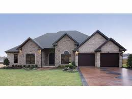 French Country House Plan Dont Miss The Grilling Porch Exteriors Interiors Cottage Mansions
