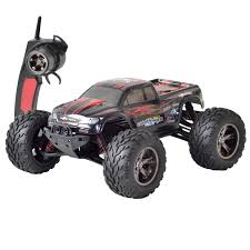 Large Remote Control RC Kids Big Wheel Toy Car Monster Truck - 2.4 ... Rc Monster Truck Racing Alive And Well Truck Stop Iron Track Electric Yellow Bus 118 4wd Ready To Run Remote Remotecontrolled Ford F250 2127 Control Toys At Us Intey Cars Amphibious Car 112 Off Road Amazoncom Dump Toy Cstruction Toys Jam Sonuva Digger Unboxing Bopster The Best In The Market 2018 State Updated Version 24g Radio Huina1520 6ch 114 Trucks Metal Bulldozer Charging Rtr Redcat Volcano Epx Pro 110 Scale Brushl Choice Products 24ghz