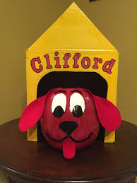 Cliffords Halloween by Clifford The Big Red Dog Pumpkin Pumpkin Pinterest Dog