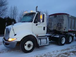 USED 2007 INTERNATIONAL 8600 FOR SALE #1932