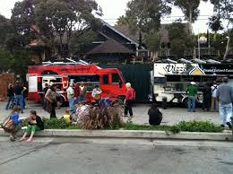 Ocean Park Food Trucks At The Victorian Commission Moves To Legalize Regulate Food Trucks Santa Monica Global Street Food Event With Evan Kleiman In Trucks Threepointsparks Blog Private Ding Arepas Truck In La Fast Stock Photos Images Alamy Best Los Angeles Location Of Burger Lounge The Original Grassfed Presenting The Extra Crispy And Splenda Naturals Truck Tour Despite High Fees Competion From Vendors Dannys Tacos A Photo On Flickriver