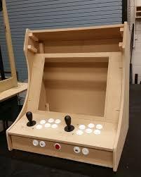 we built an arcade machine arcade raspberry and gaming