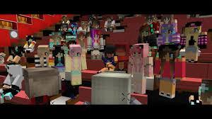 Minecraft Titanic Sinking Animation by Haha Girls Are Attacking Minecraft Diraies Aphmua Pinterest