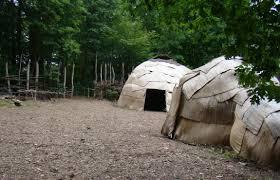 100 Meadowcroft Monongahela Indian Village At Gypsy Road Trip