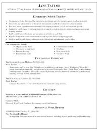 Core Competency Examples In Resume Qualifications On A