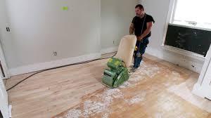 Buffing Hardwood Floors Youtube by Salvaging Hardwood Floors Video Diy