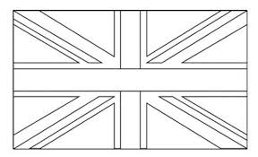 Flags Of The World Union Jack Kidspot Pertaining To Most Incredible British Flag Coloring Page