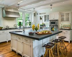 Awesome Kitchen Island Decorating Houzz With Ideas