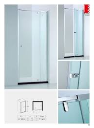 Pivot Bathroom Mirror Australia by 850 980mm Adjustable Wall To Wall Semi Frameless Pivot Glass Panel