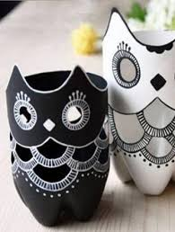 Handicrafts With Plastic Bottles Adults Crafts