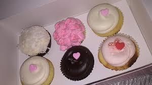 Georgetown Cupcake Beautiful Valentines Day Cupcakes