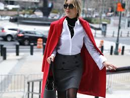 what to wear to any job interview tips from women execs glamour