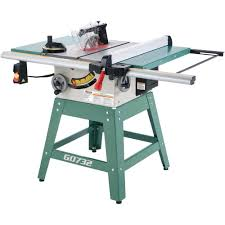 Sawstop Cabinet Saw Dimensions by Grizzly G0732 Contractor Table Saw Review Table Saw Central