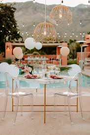 This Modern Desert Wedding In Palm Springs Is A Designer's ... Supply Yichun Hotel Banquet Table And Chair Restaurant Round Wedding Reception Dinner Setting With Flower 2017 New Design Wedding Ding Stainless Steel Aaa Rents Event Services Party Rentals Fniture Hire Company In Melbourne Mux Events Table Chairs Ceremony Stock Photo And Chair Covers Cross Back Wood Chairs Decorations Tables Unforgettable Blank Page Cheap Ohio Decorated Redwhite Flowers 23 Beautiful Banquetstyle For Your Reception