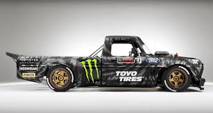 "Ken Block's 1977 Ford F-150 ""Hoonitruck"" - Hot Rod Network"