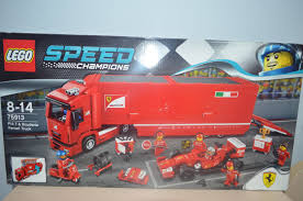 Jual LEGO 75913 : F14 T & Scuderia Ferrari Truck - Fun D Bricks ... Lego Speed Champions 75913 F14 T Scuderia Ferrari Truck By Editorial Model And Car Toys Games Others On Carousell Luxury By Lego Choice Hospality Truck Sperotto Spa Harga Spefikasi And Racers Scuderia 7500 Pclick Custom Bricksafe Ferrari Google Search Have To Have It Pinterest Ot Saw Some Trucks In Belgiumnear Formula1