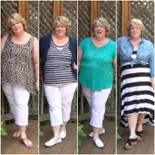 plus size lookbook summery white capri youtube