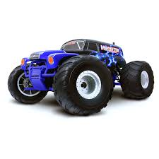 100 Brushless Rc Truck HSP ACE Monster Special Edition Blue 24GHz 4WD Off Road RTR RC
