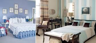 zartes und stilvolles blaues schlafzimmer die regeln einer