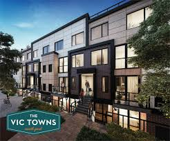 100 New Townhouses For Sale Melbourne Brand Preconstruction Town Homes In Toronto At Eglinton Ave E