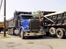 100 Blue Dump Truck Kenworth Silvester Humaj Flickr
