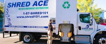 DC Document & Hard Drive Shredding Service | DC, MD, VA | Shred Ace