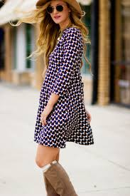 h u0026m patterned dress upbeat soles florida fashion blog