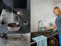 quooker der kochend wasser hahn emme die schweizer küche